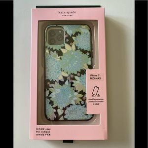 Kate spade Pro Max iPhone 11 case